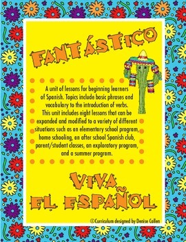 Fantástico:  An Introduction to Spanish
