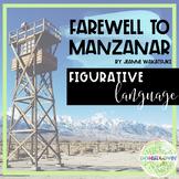 Farewell to Manzanar - Figurative Language Practice