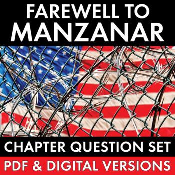 Farewell to Manzanar, Japanese internment, Worksheets, HW,
