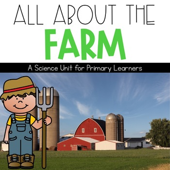 Farm Animals Unit and Activities