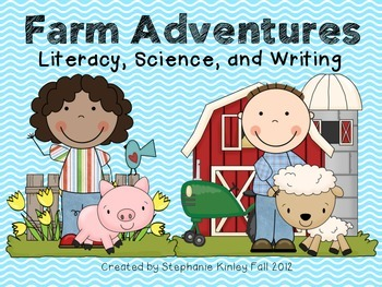 Farm Adventures  - A Literacy and Writing Unit
