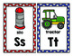 Dollar Deals: Farm Alphabet Picture Cards