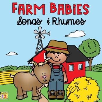 Farm Animal Babies Songs and Rhymes: Chicks Foals Calves L