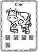 Farm Animal Research with QR Codes