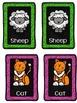Farm Animal Themed Cards