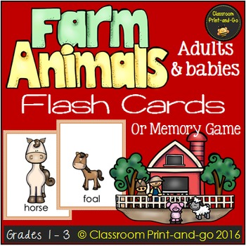 Farm Animals - Babies