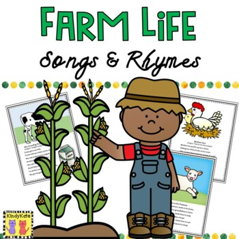 Farm Life Songs & Rhymes: Cows, Horses, Pigs, Chickens, Sh