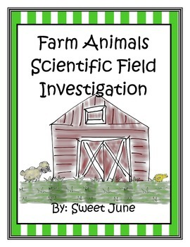 Farm Animals Field Investigation