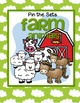 Farm Animals Count and Clip Cards