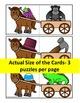 Farm Animals- Phonemic Awareness literacy puzzles- SAME BE