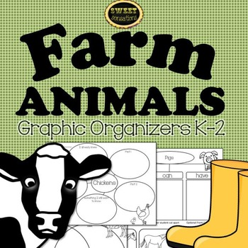 Farm Animals! (RI.1.1; RI.1.2: RI.1.4; RI.1.5; RI.1.6; RI.