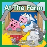 Farm Animals Read-Along eBook & Audio Track