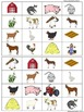 Language and Literacy Farm Bundle