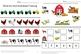 Farm Math Literacy Center's Bundle NO PREP/LOW Prep Printa