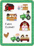 Farm Clipart Graphics