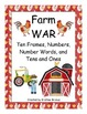 Farm: Equals 10 Equation Sort and WAR