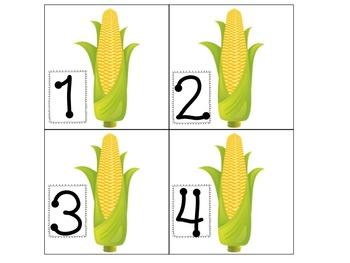 Farm Preschool-Kindergarten Activity Pack