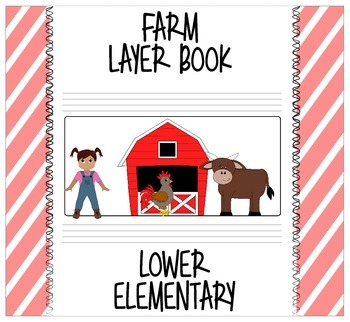Farm Layer Book - Lower Elementary