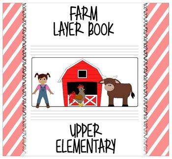 Farm Layer Book - Upper Elementary
