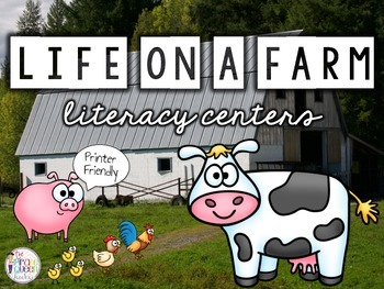 Farm Literacy Centers: Six Daily Five Centers for Bremen T