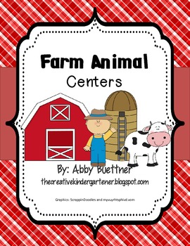 Farm Math and Literacy Unit