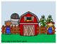 Farm Playdough Mats 1-10