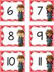 Farm: Pocket Chart Number Recognition Game