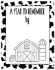 Farm Theme Memory Book