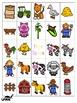 Farm Themed Bingo for Speech Therapy