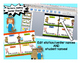 Farm Themed Math Stations automated powerpoint for small g