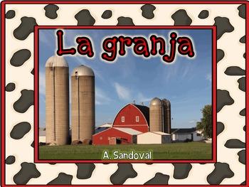 Farm Unit in Spanish La granja