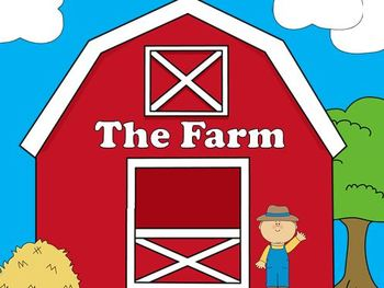 Farm Vocabulary Words