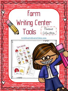 Farm Writing Center Tools: Theme Words