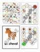 Farm animals / Los animales de la granja SPANISH Workbook