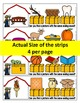 Farm themed digraph literacy center- clip it! Beginning an