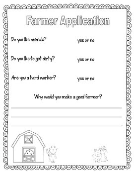 Farmer Application