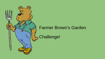 Farmer Brown Fractions Challenge