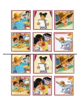 Farmer in the Hat Sequence