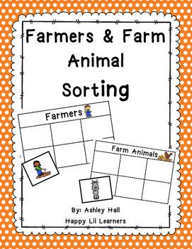 Farmers & Farm Animal Sorting