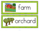 Farms Vocabulary Activities and Centers