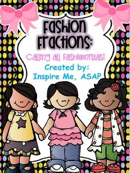 Fashion Fractions Fashion Show!