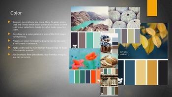 Fashion Marketing Trend-spotting/Creative Planning PowerPo