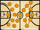 Fast & Fabulous Flash Card Review Game - Basketball