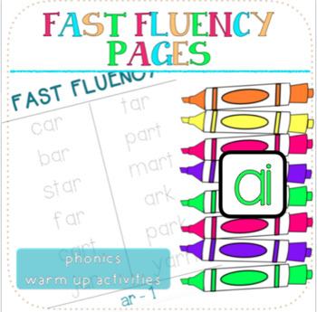 Fast Fluency: AI