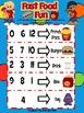 Fast Food Fun Adding & Subtracting