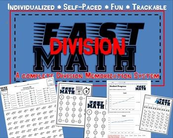 Fast Math Division- A complete Division Memorization Syste