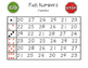 Fast Numbers: Number Recognition Fluency
