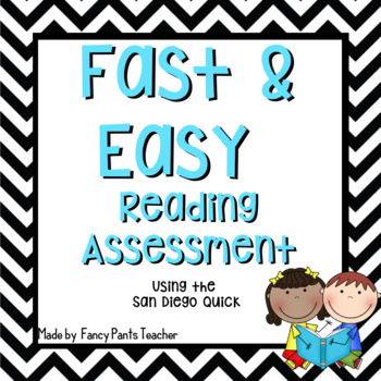 Fast Reading Assessment for the Beginning of the Year