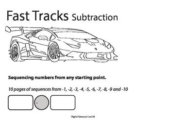 Fast Tracks Subtraction Bundle