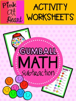 Gumball Math: Subtraction